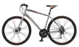 "Schwinn Phocus 1500 Flat Bar Road Men's Road Bike, 19""/"