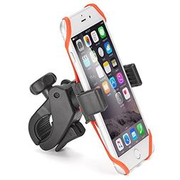 Phone Bicycle Handlebar Holder Mount, Universal Bike Cell Ph