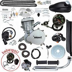Seeutek PK80 80cc Bicycle Engine Kit 2-Stroke Gas Motorized
