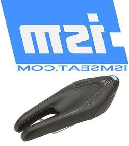 ISM PN 1.0 Cycling Comfort Saddle Black with Foam and Gel Pa