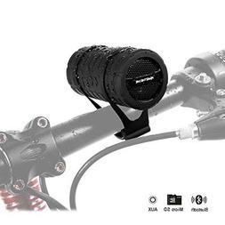 Portable Bluetooth Speaker Box, MakeTheOne Shockproof and Wa
