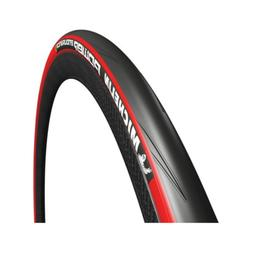 Michelin 2020 Power Endurance Clincher Road Tire 700x25c Red//Black 1PCS