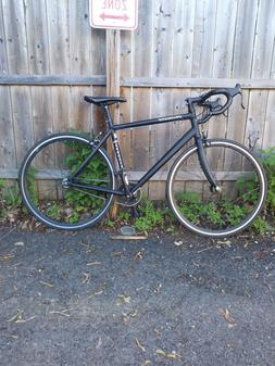 Practically NEW SPECIALIZED Road bike  carbon forks single s