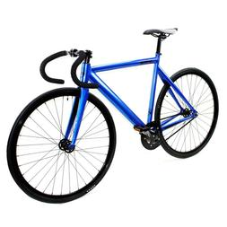Zycle Fix Prime Alloy Track 700c Road Bike Bicycle Anodize B