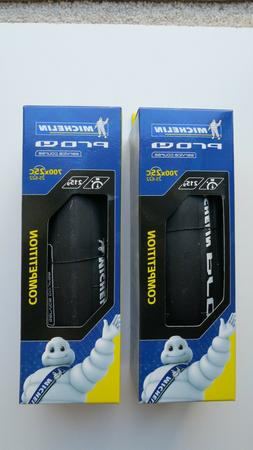 Michelin Pro 4 Service Course Folding Bicycle Tire 700 x 25c