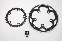 FSA Pro Road Bike Chainrings 52/36T Mid-Compact 110mm BCD 10