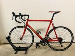 Professional Rebuild 1995 Cannondale R400 58cm - Viper Red -
