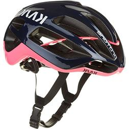 Kask Protone Helmet, Navy Blue/pink, Medium