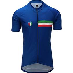 De Marchi PT-EVO Italian Jersey - Men's Navy, XXL
