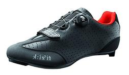 Fizik R3 UOMO BOA Road Cycling Shoes, Black/Red, Size 43  Bl