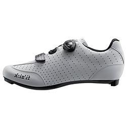 Fizik R3 UOMO BOA Road Cycling Shoes, White/Black, Size 42.5