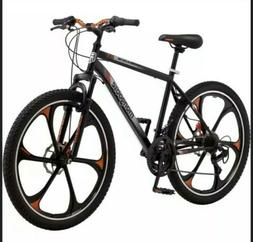 Mongoose R4150WM 26 inch Wheels Mountain Bike - Black