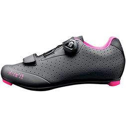 Fizik R5 Donna Boa Shoes - Women's Anthracite/Dark Grey, 38.