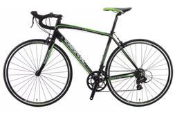 50cm Sundeal R7 700c Road Bike 6061 Alloy Frame Shimano 2 x