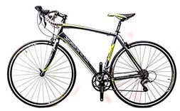 Sundeal R8 50cm 700c Aluminum Road Bike Shimano 2 x 9 Speed