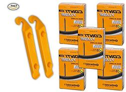 """Continental Race 28"""" 700x20-25c Bicycle Inner Tubes - 80mm L"""