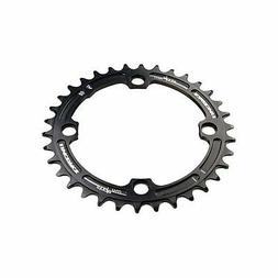 RaceFace 104mm Single Chain Ring, Black, 32T 9/10/11 Speed