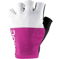 POC Raceday Glove - Men's Fluorescent Pink/Hydrogen White, M