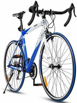 Goplus Racing Road Bike Commuter Bike Shimano 700C Aluminum