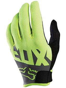 Fox Racing Ranger Men's Full Finger Glove: Flo Yellow XL