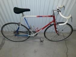 rare vintage prelude touring road bike 14