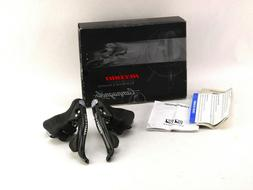 Campagnolo Record 9 Speed CARBON shifters ErgoPower NOS