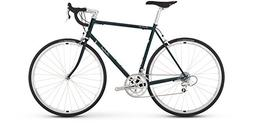 Raleigh Bikes Record Ace Road Bike Frame, Bicycle, Green, 56