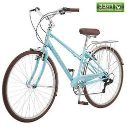Schwinn Retro Bike 700C Women's Hybrid Bicycle City Cruiser
