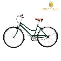 Retro Steel lady <font><b>bike</b></font> 26 inches female C