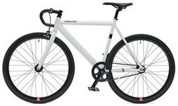 Retrospec Bicycles Drome Track Urban Commuter Bike Fixed-Gea