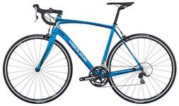 Raleigh Bikes Revenio 1 Carbon Road Bike, Blue, 58cm/X-Large