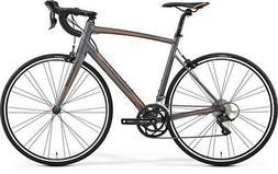 Merida ride 100 bike 2017 bikes road fitness comfort size S