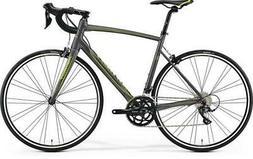Merida RIDE 200 XXS GRY/GRN  bikes road fitness comfort bike