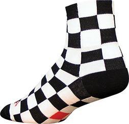 SockGuy Men's Ridgemont Socks, Black, Sock Size:10-13/Shoe S