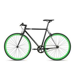 road bicycle speed speed 52cm fixie road