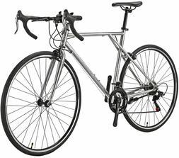 Road Bike 700C Wheels 56cm Frame for Men 21 Speed City Commu