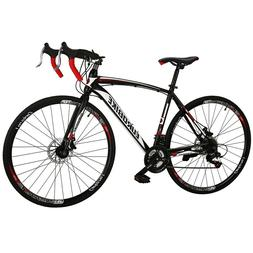 Road Bike 49cm XC550 700C Wheels Shimano 21Speed for Men and