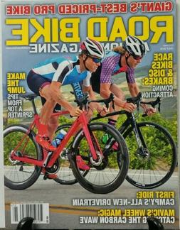 Road Bike Action Magazine July 2016 Race Bikes Disc Brakes F