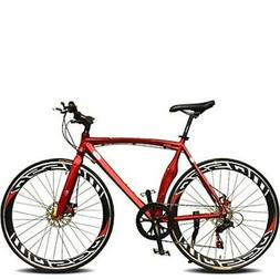 Road Bike Cycling 14 Speed 26 Inch/700CC 50mm Unisex Adult S