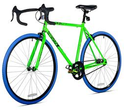 Road Bike Takara Kabuto Single Speed Medium Bicycle Steel Fr