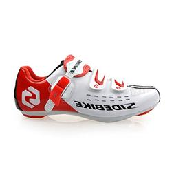 Road Bike Shoes Men's Racing Cycling Shoe