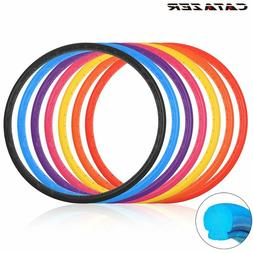 Road Bike Solid Tire 700C Cycling Tyre Track Bicycle Punctur