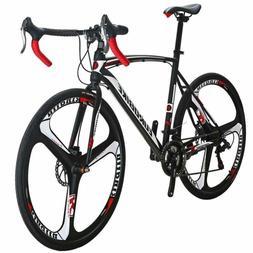 EUROBIKE Road Bike TSM550 Bike 21 Speed Dual Disc Brake 700C