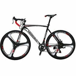 EUROBIKE Road Bike TSM550 Bike 21 Speed Dual Disc Brake 54cm