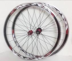 JKLapin Road Bike Ultra-Light Sealed Bearing 700C Wheels Whe