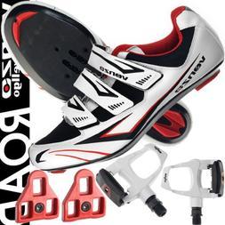 Venzo Road Bike For Shimano SPD SL Look Cycling Bicycle Shoe