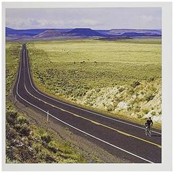 3dRose Road biking, bicycling, Highway 205, Oregon - US38 CH
