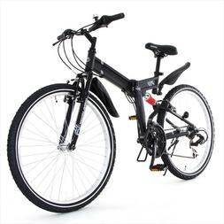DOPPELGANGER 26 inch ROAD BLOCK 711 foldable off-road bike X