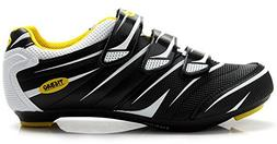 Tiebao Road Cycling Shoes Lock Pedal Bike Shoes Cleated Bicy
