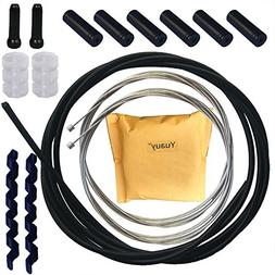 Yuauy Road and Mountain Shift Derailleur Cable and Housing B